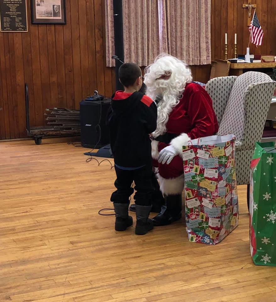 An annual tradition of giving continues with Rotary Club of Weston