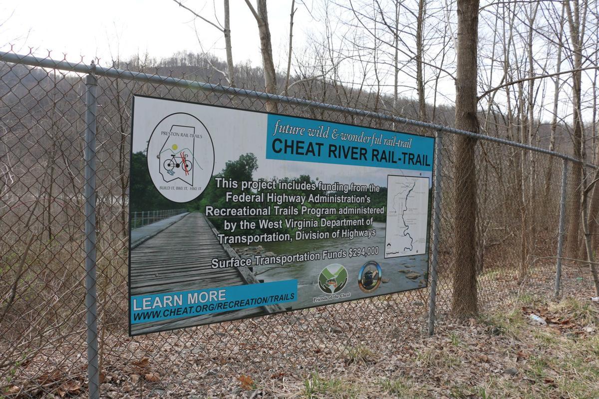 Cheat River Rail Trail