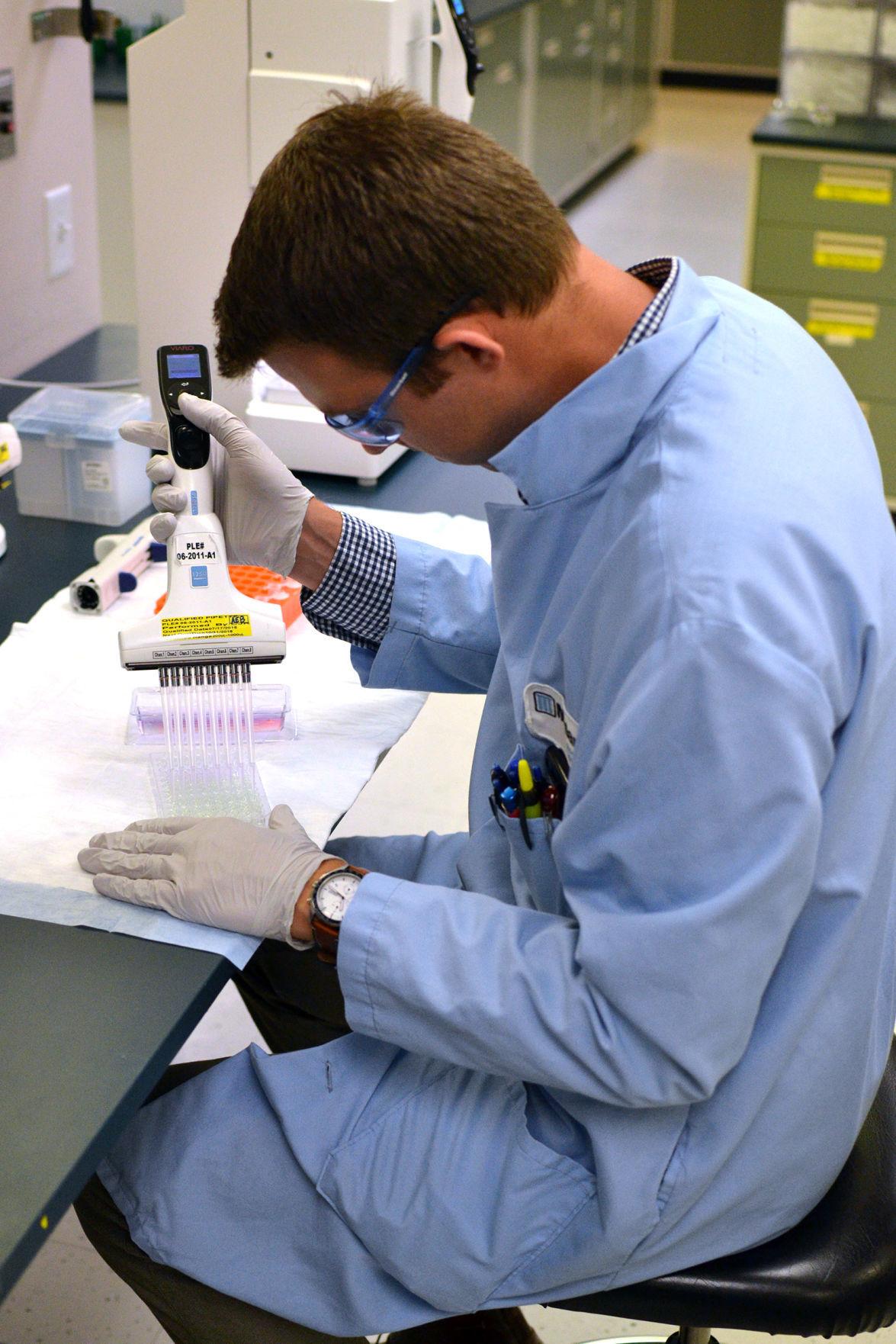 Mylan lab 2