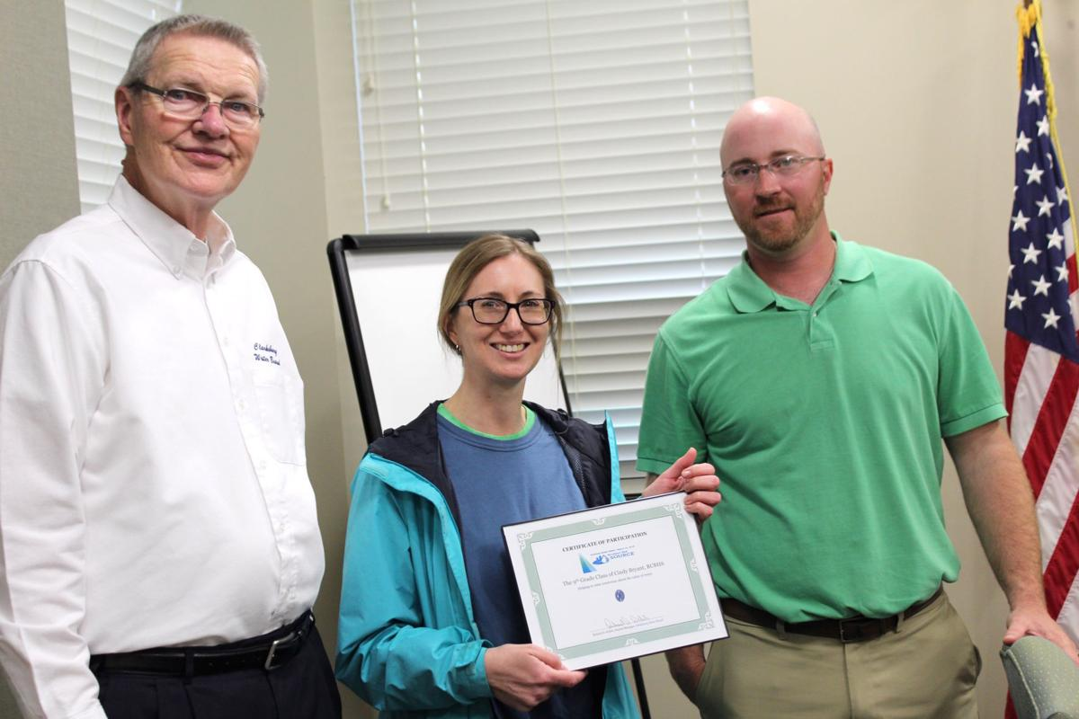 Bryant certificate