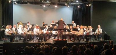 'Good Tidings at Christmas' to be given by Garrett Community Band