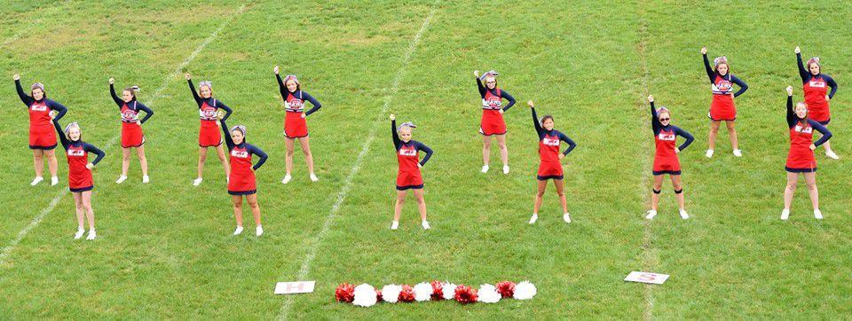 Southern Cheerleaders