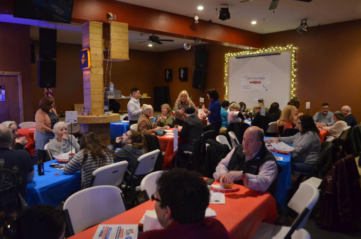 CASA Trivia Night - crowd