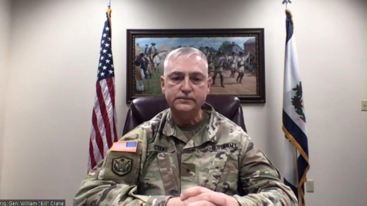 Brig. Gen. William Crane