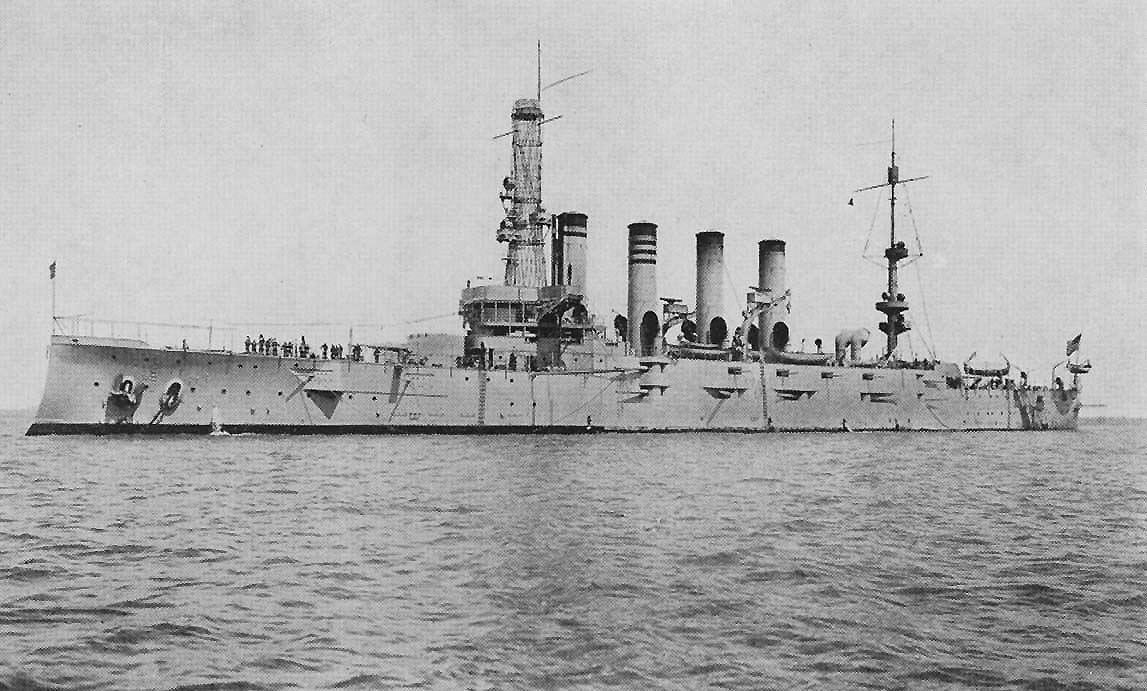 USS Huntington