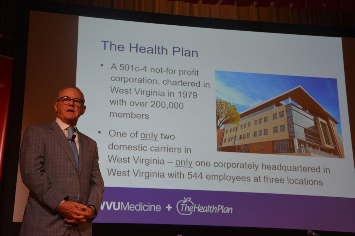 WVU Medicine, The Health Plan outlay vision at business ...