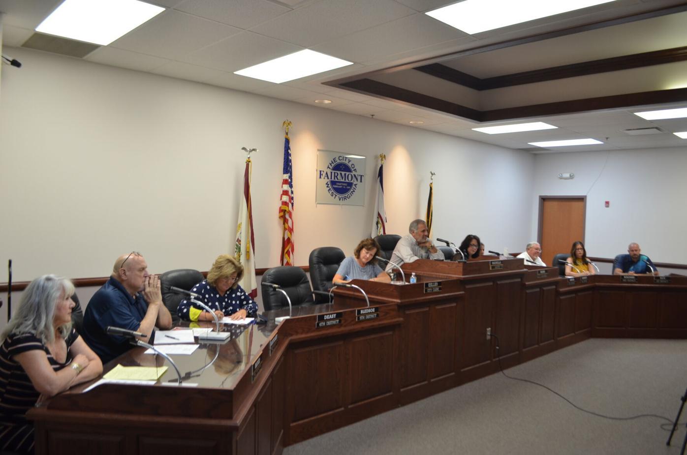 Fairmont City Council 7-13-21