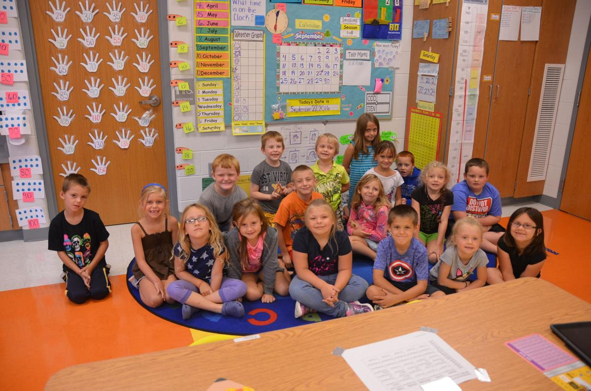 Leading Creek Elementary promotes school-wide behavior