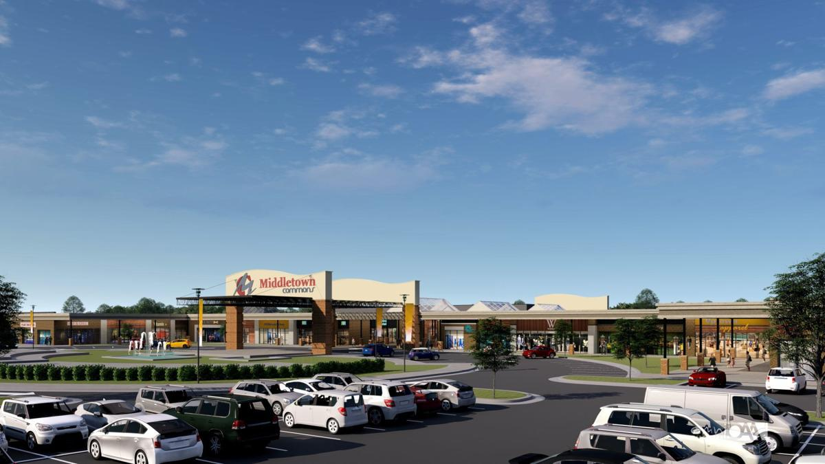 Middletown Mall Redevelopment Large Part Of Proposed Tif District