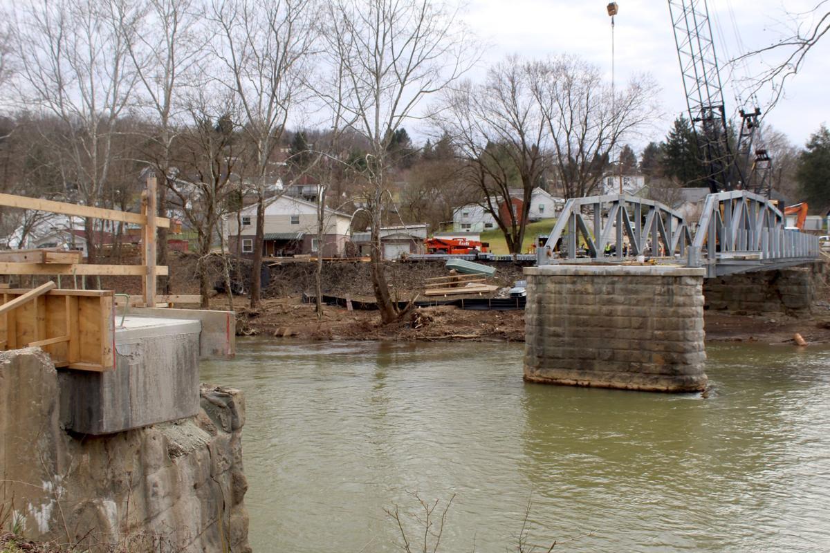 Camden St. Bridge replacement