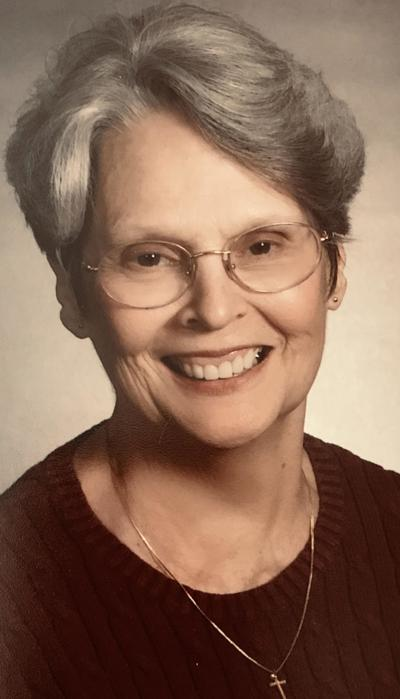 Carolyn Ruth Bartlett Burnett