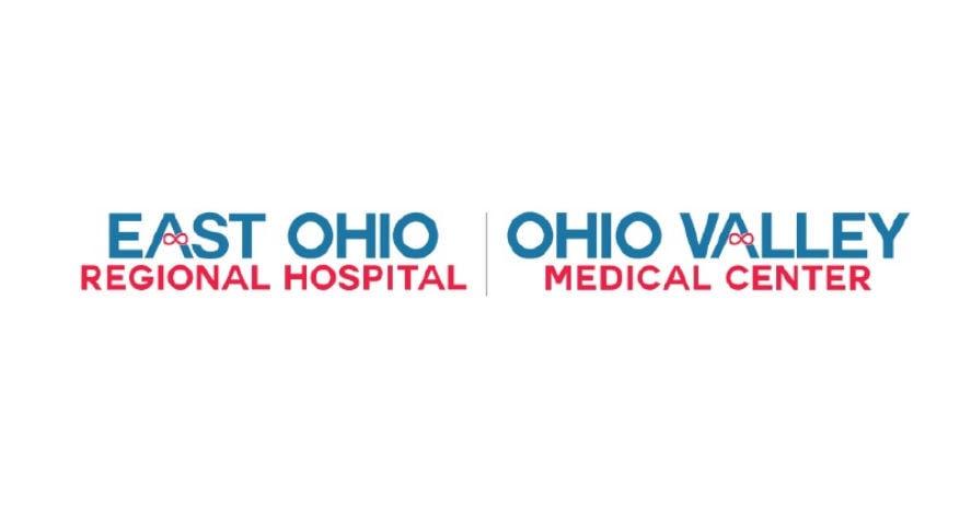 Ohio Valley Medical Center, East Ohio Regional Hospital logos