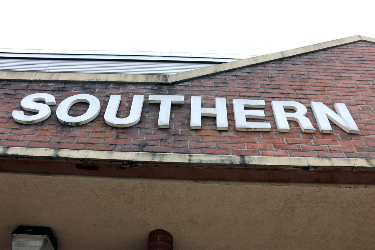 Southern High School exterior
