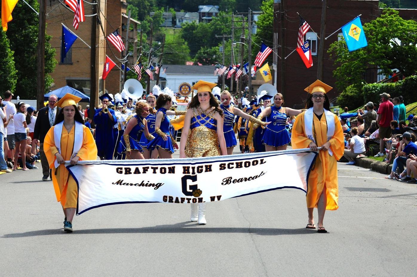 Grafton high band