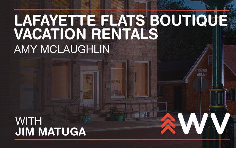 Episode 150 Lafayette Flats Boutique Vacation Rentals