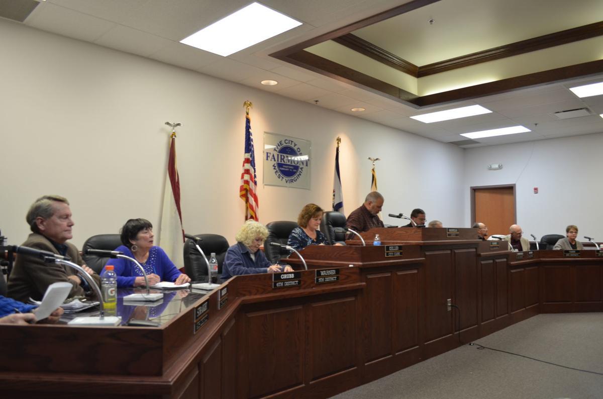 Fairmont City Council