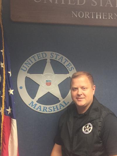 Supervisory Deputy U.S. Marshal Terry Moore