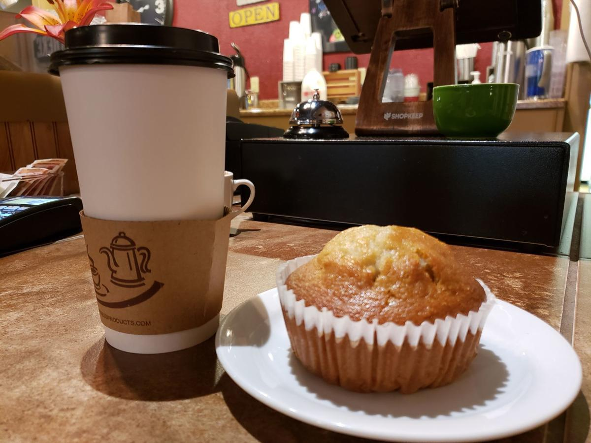 Coffee & muffins