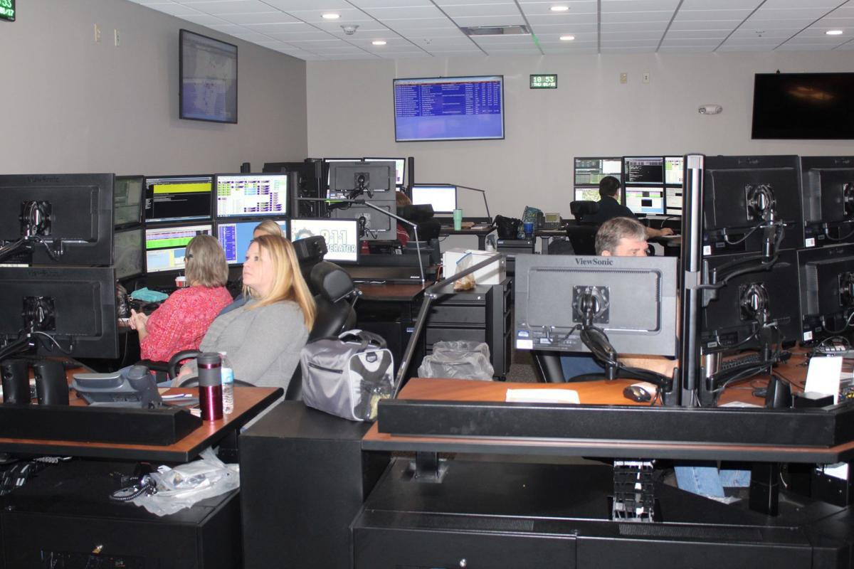 New Harrison-Taylor 911 facility in Bridgeport, WV, named in