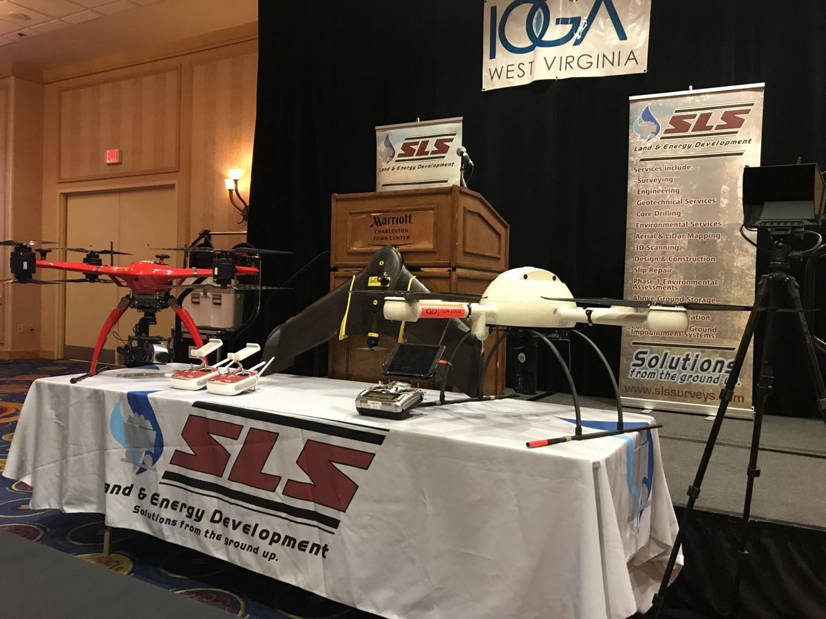SLS drones
