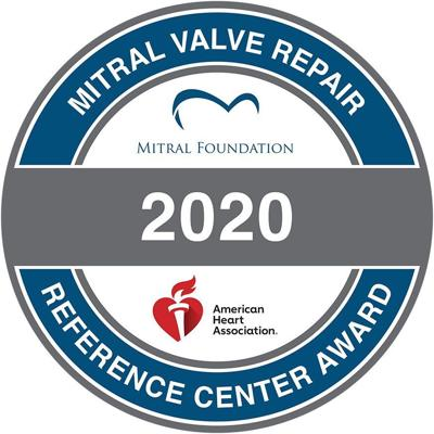 AHA Mitral Valve Award