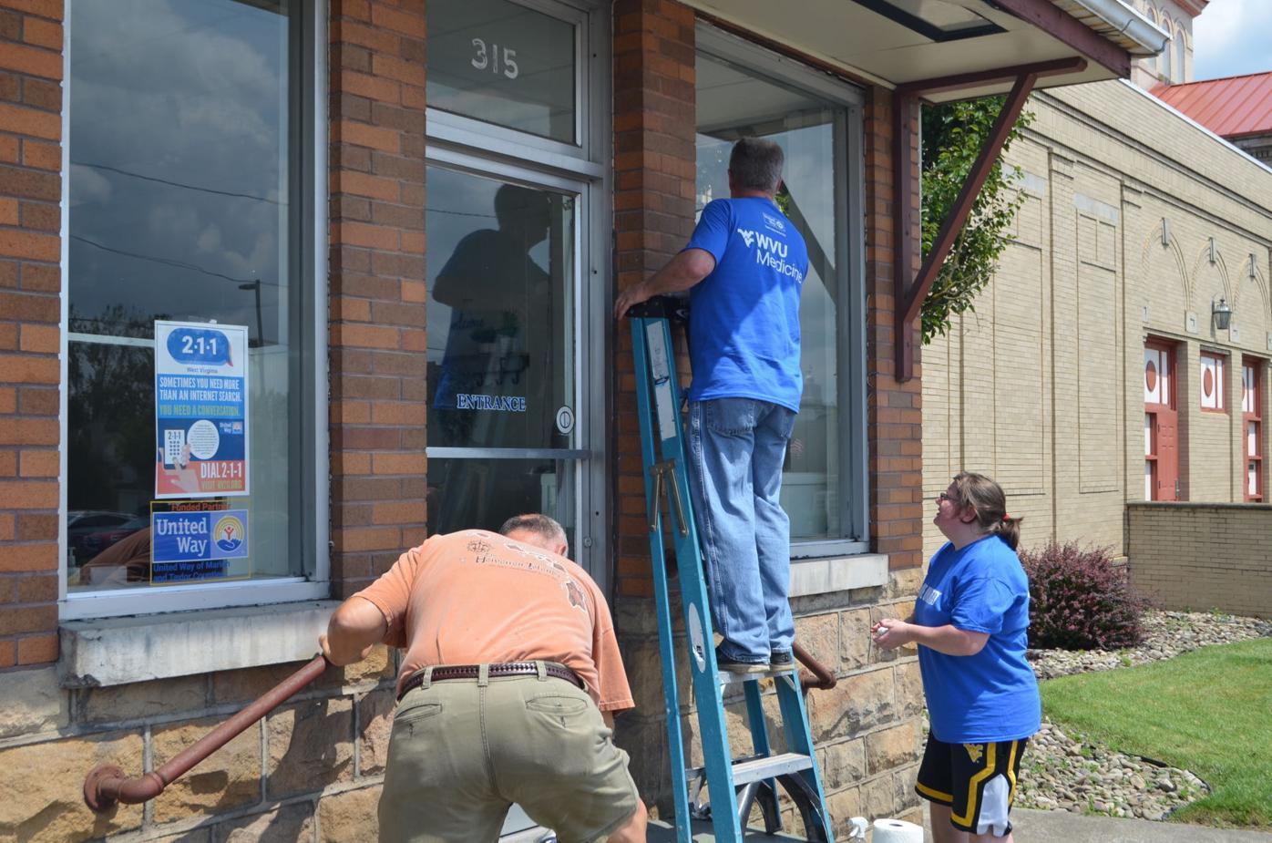 Marion CAC volunteering