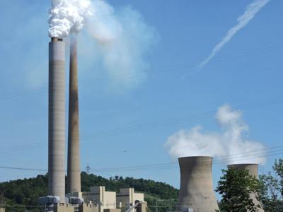 Mitchell Power Plant