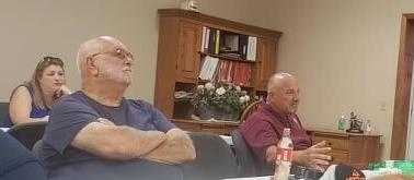 Firefighters Association discusses traffic control