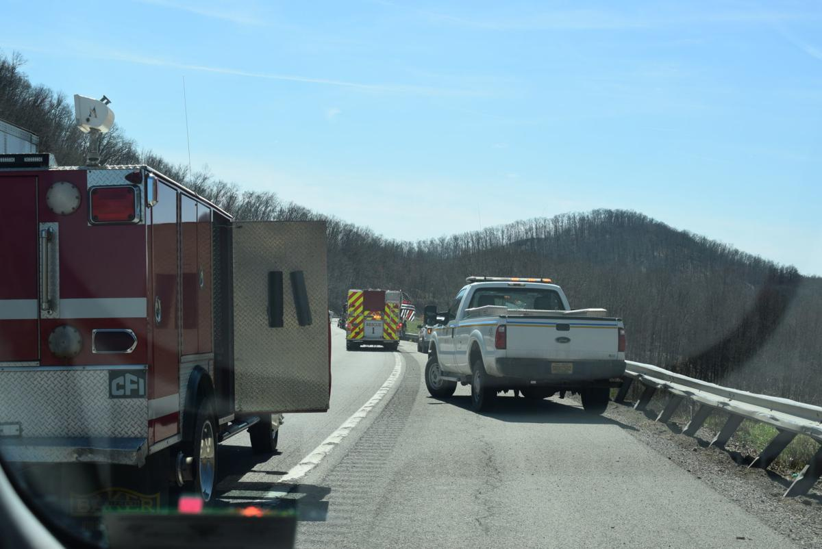 Wreck on I-79 sends one to hospital   News   wvnews com