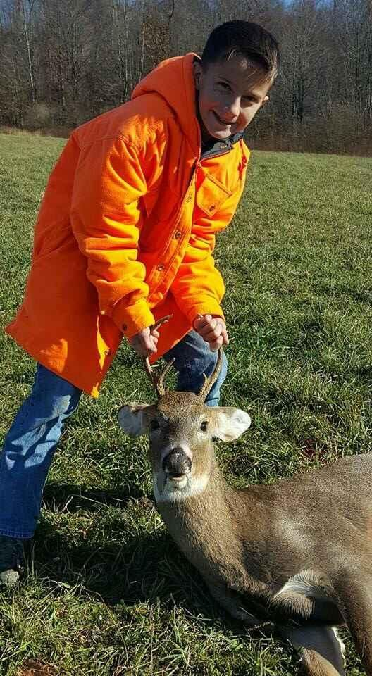 First week of buck deer firearm season shows increased