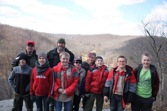 New Boy Scouts