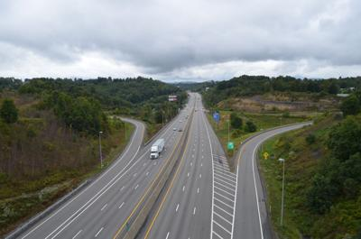 I-79 from Connector