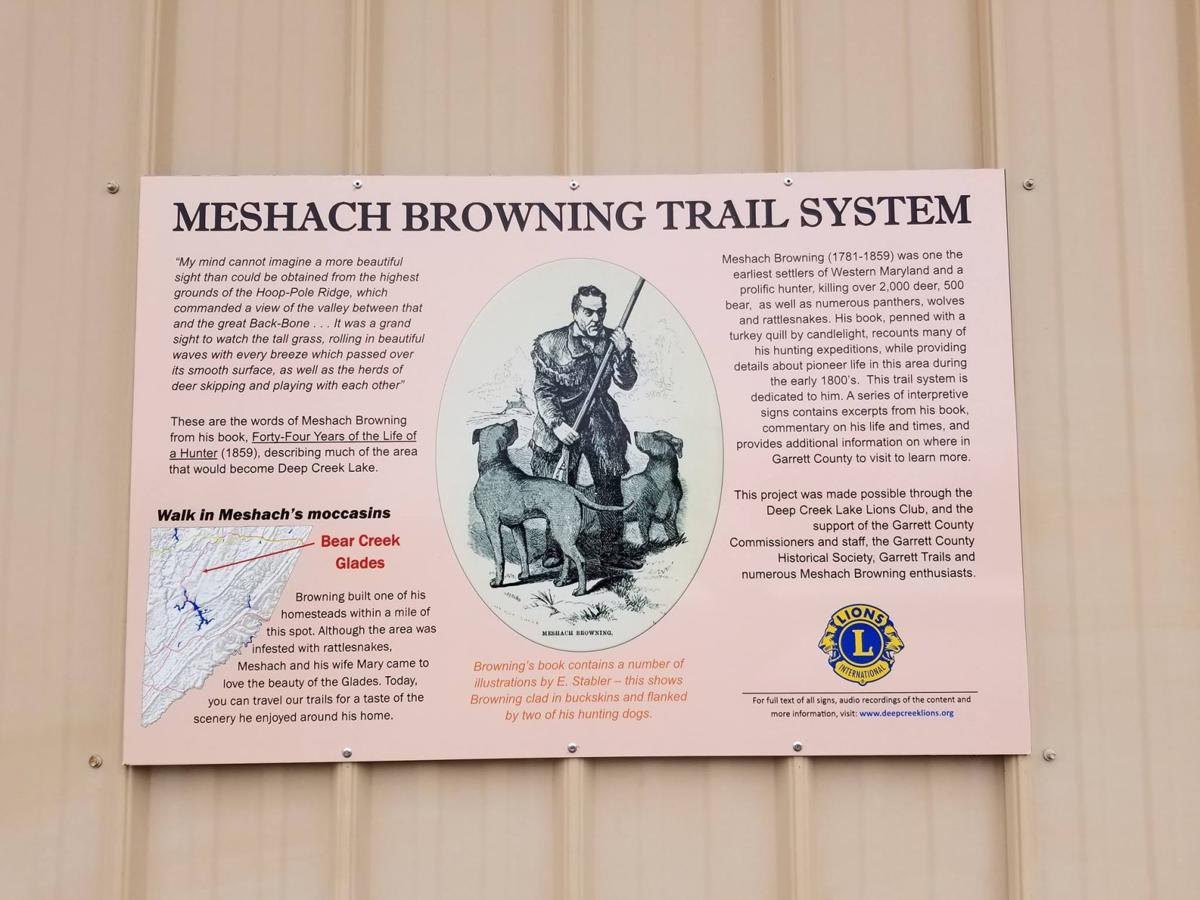 Meshach Browning Trail System opens in McHenry