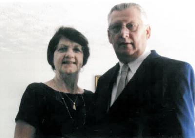 Margaret and Rodger Uphold