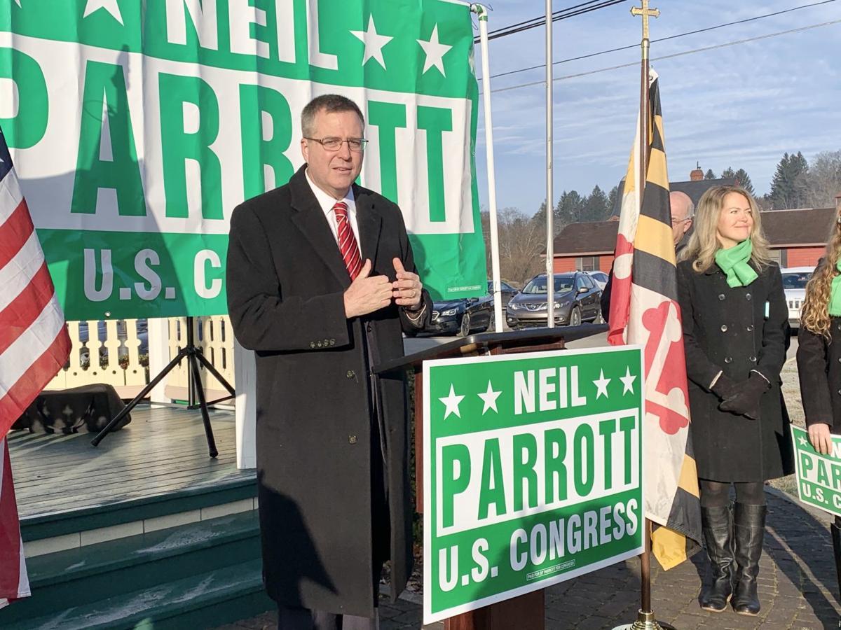Neil Parrott and April Parrott