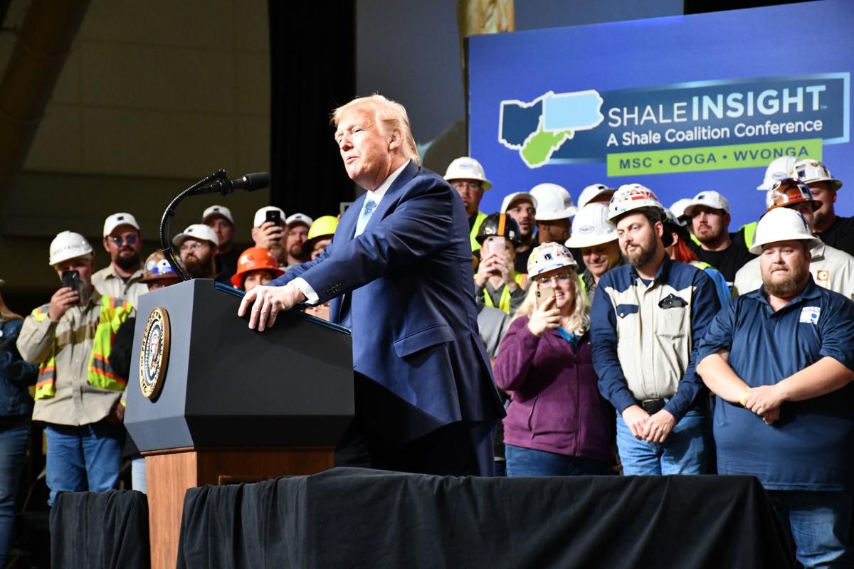 Trump at Shale Insight 2019