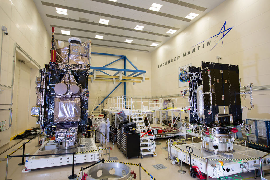 GOES-R and GOES-S