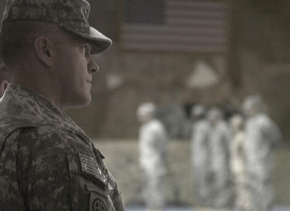 Retired U.S. Army Col. Bill Black