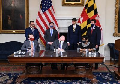 Stimulus signing