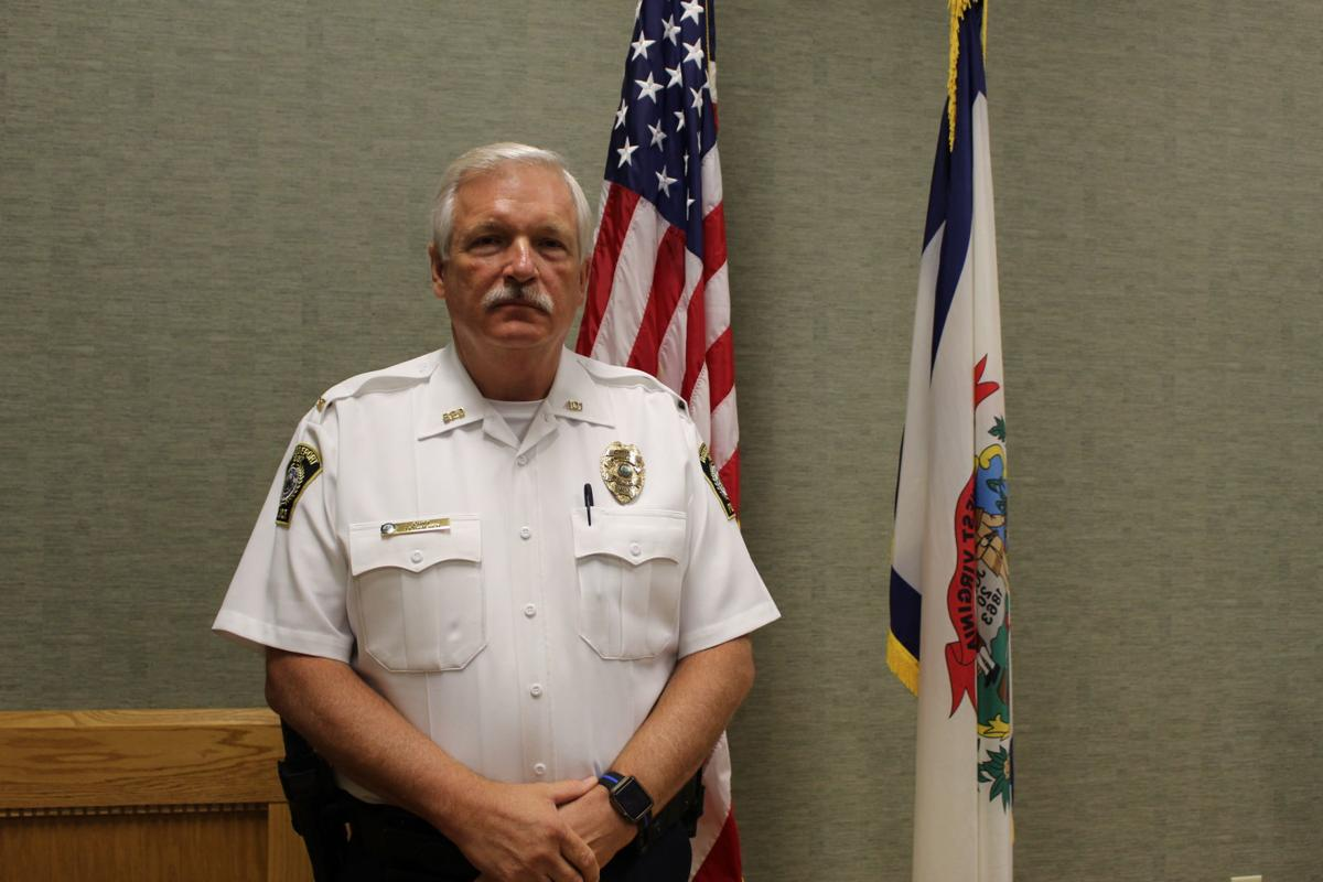 Chief John Walker keeps Bridgeport vigilant by fighting