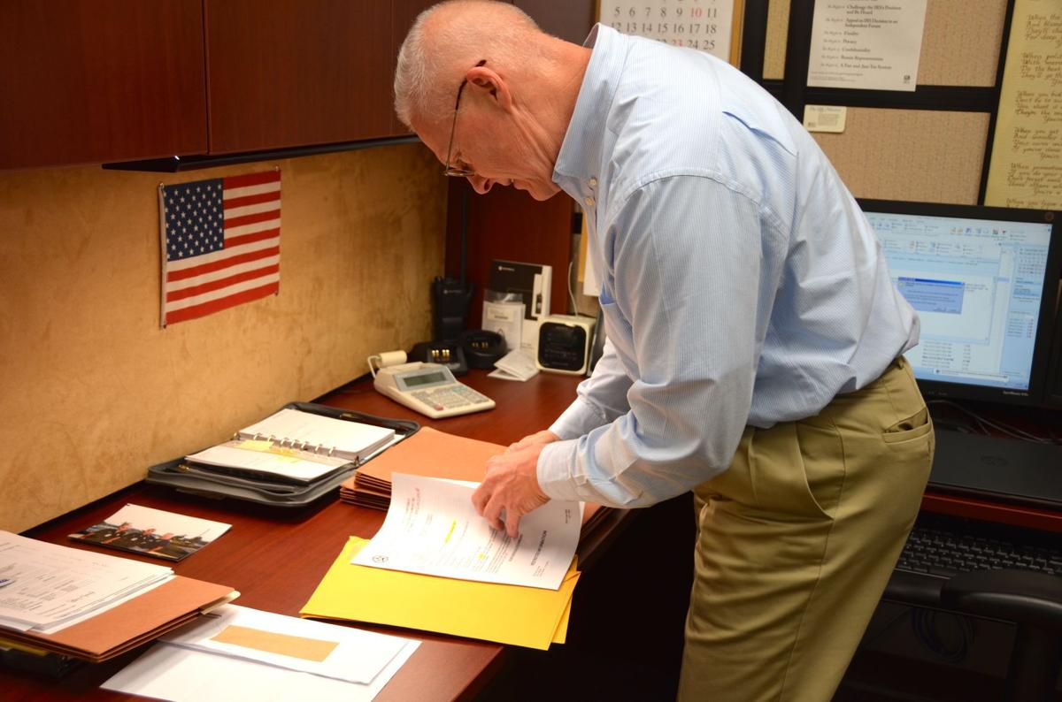 It's been a great ride:' Local IRS agent retiring after 25