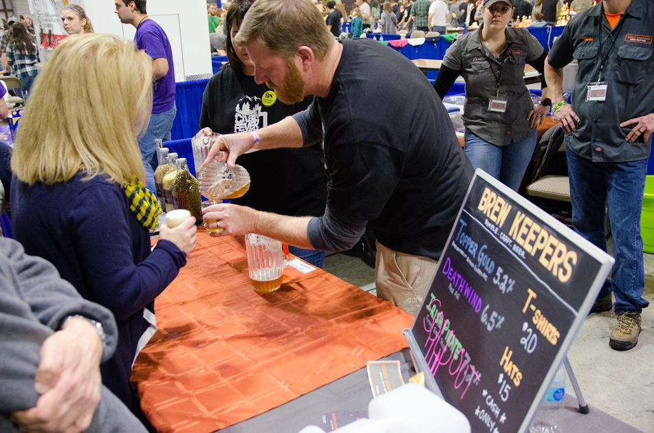 Fight cabin fever with a craft beer festival