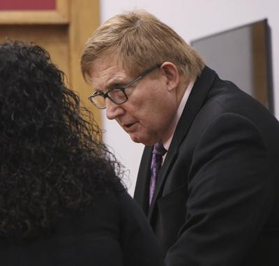 Taylor Prosecutor John Bord