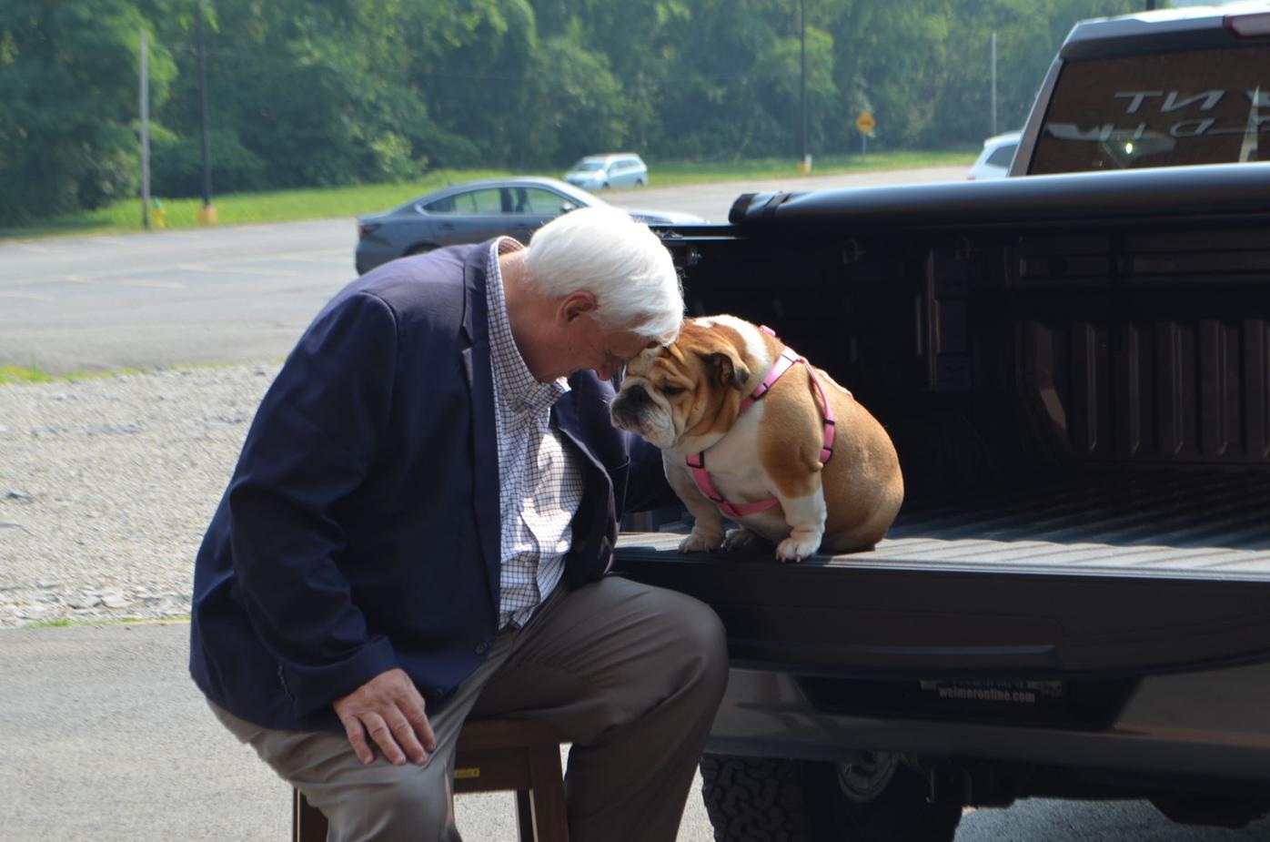 Justice and Babydog