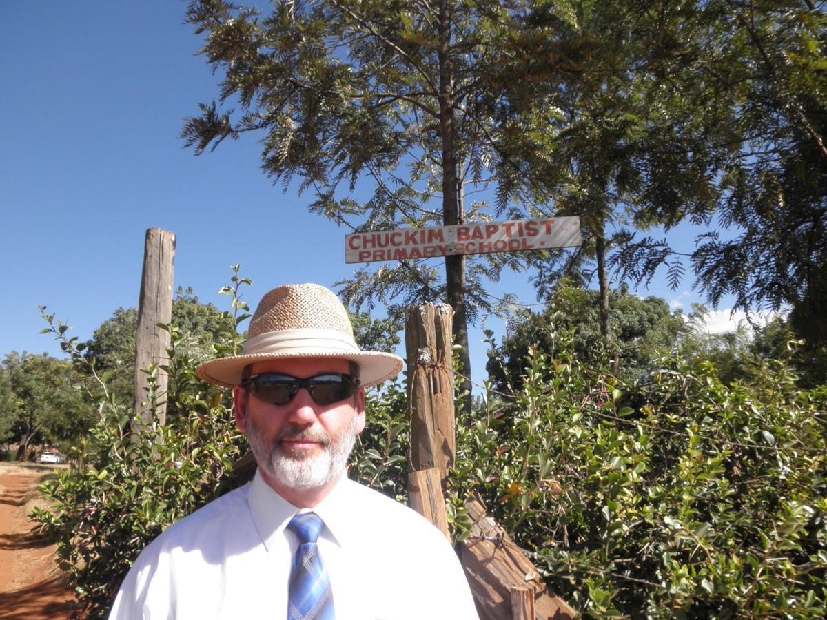 Pastor Madaus school entrance