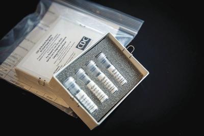 CDC test kit