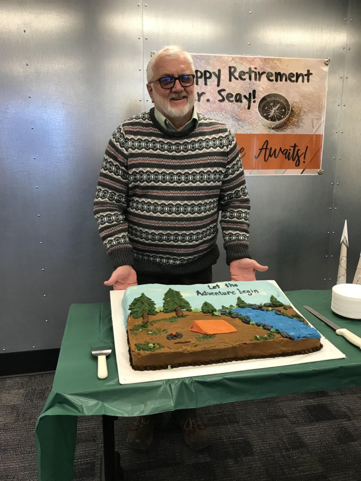 David Seay retires