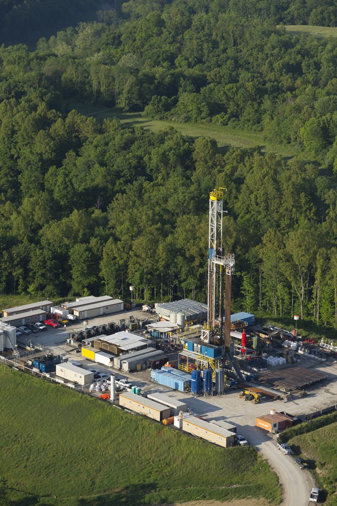 Northern Panhandle reaping benefits of location, shale resources