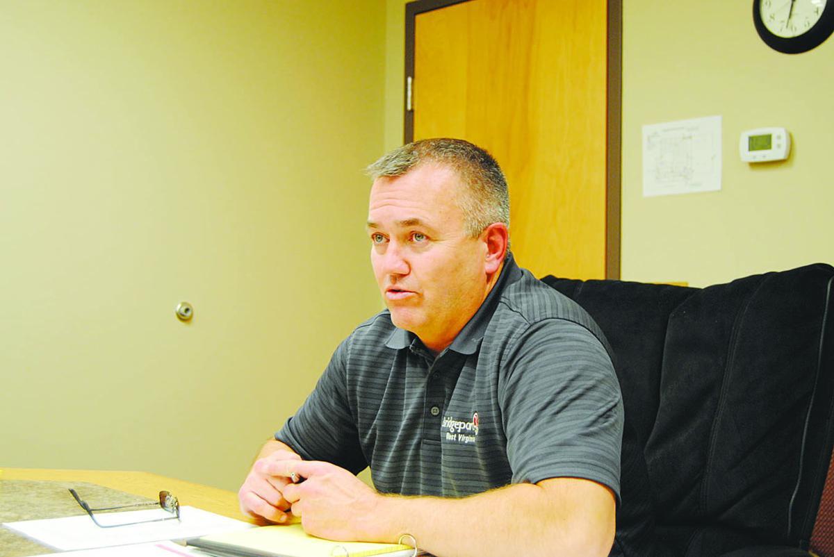 Bridgeport Community Development Director Randy Spellman