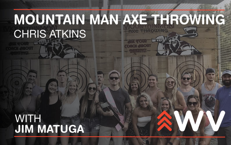 Mountain Man Axe Throwing